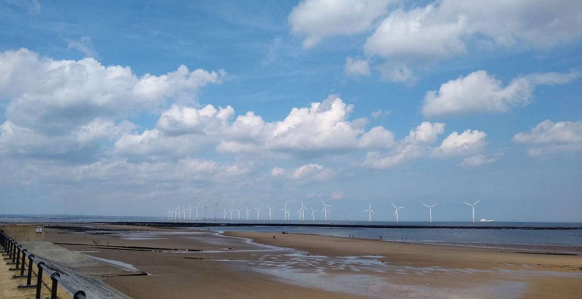 Web Design Redcar Middlesbrough And Across Cleveland: Redcar Beach July 2019
