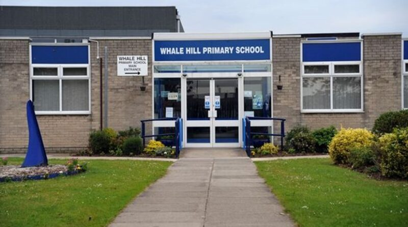 Children must be kept in isolation following Covid detection at Whale Hill Primary School