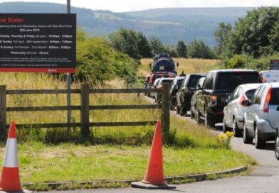 Temporary booking system at Dunsdale Recycling Centre extended over Christmas period